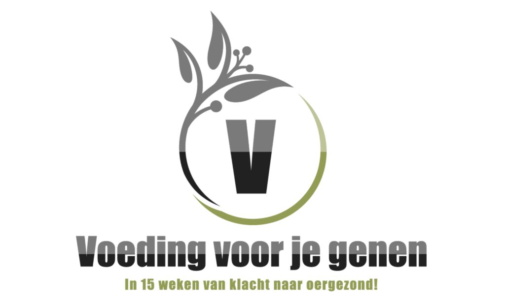 logo voeding voor je genen
